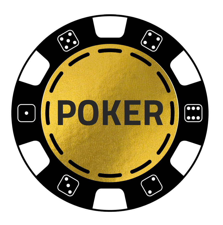 Poker Chip - Gold